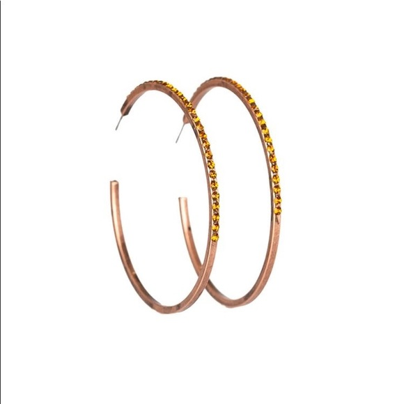 ✨3 for $10✨ Copper hoops